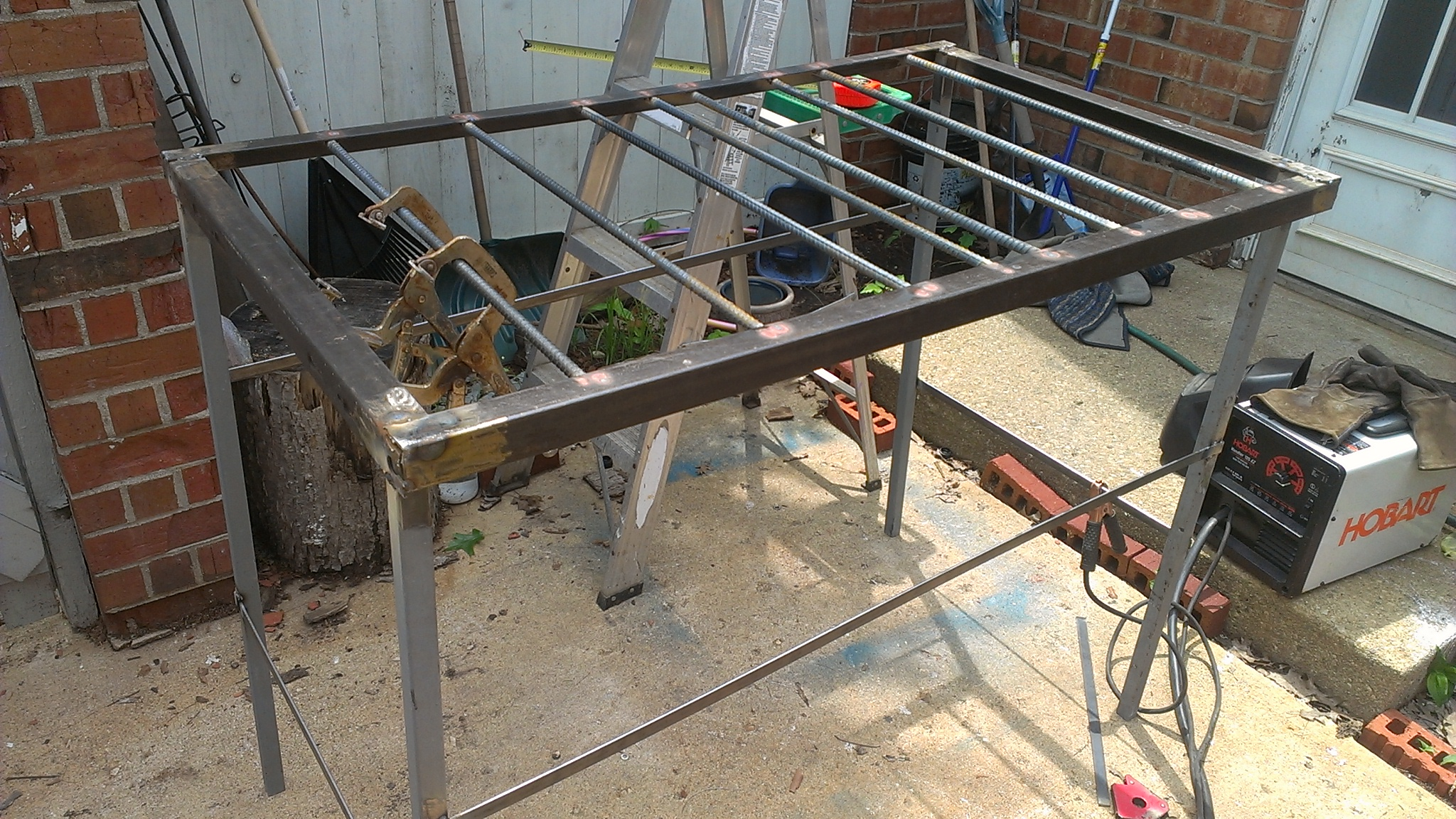 Large Welding Table On The Cheap Jtbmetaldesignss Blog