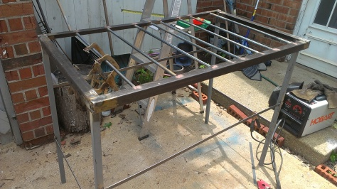 Pdf Folding Welding Table Plans Plans Diy Free Plans To