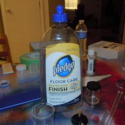 Using Acrylic Paint On Glass