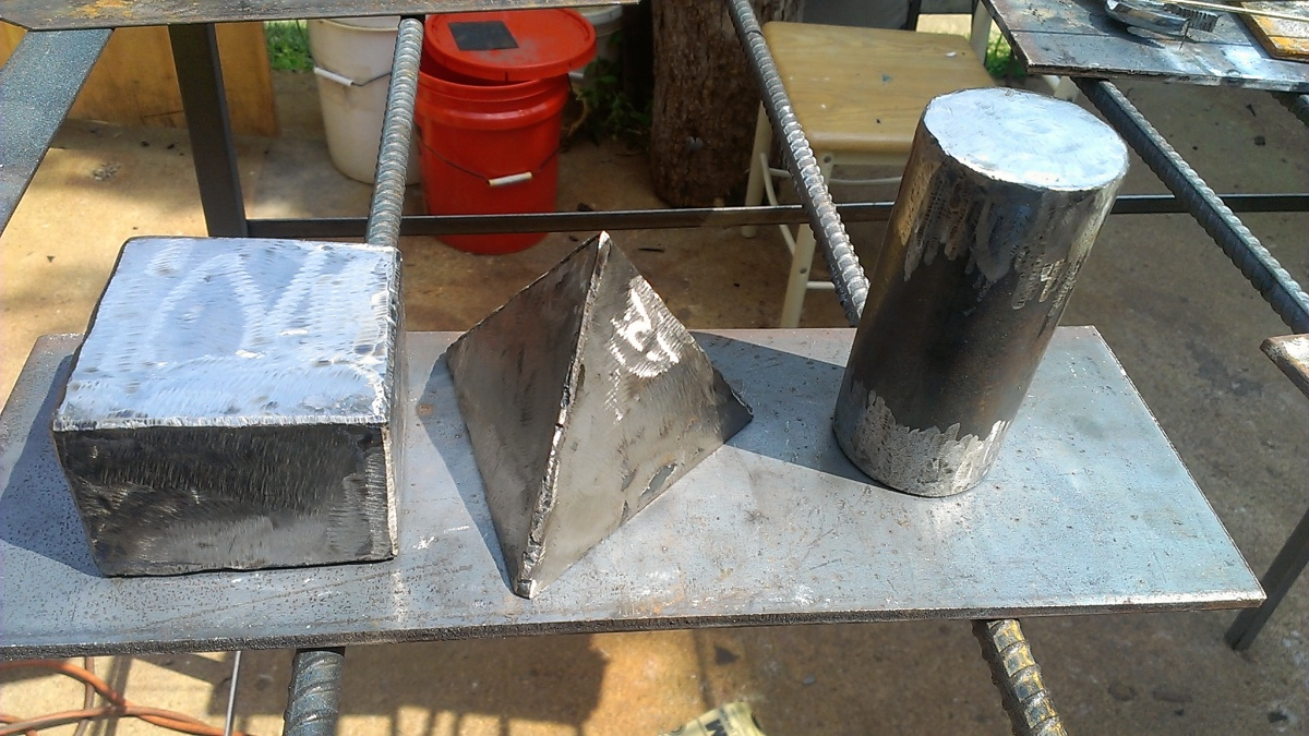How To Make A Hollow Steel Cylinder From Tubing