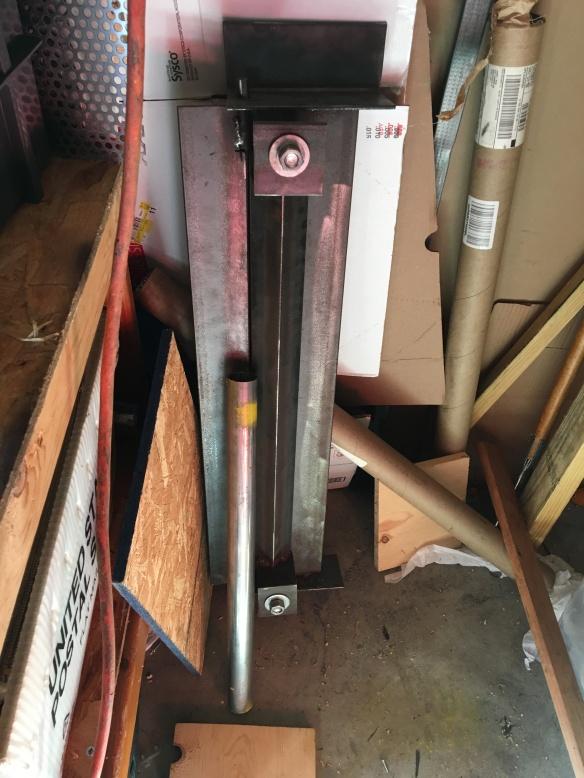 Diy Sheet Metal Brake Jtbmetaldesigns S Blog
